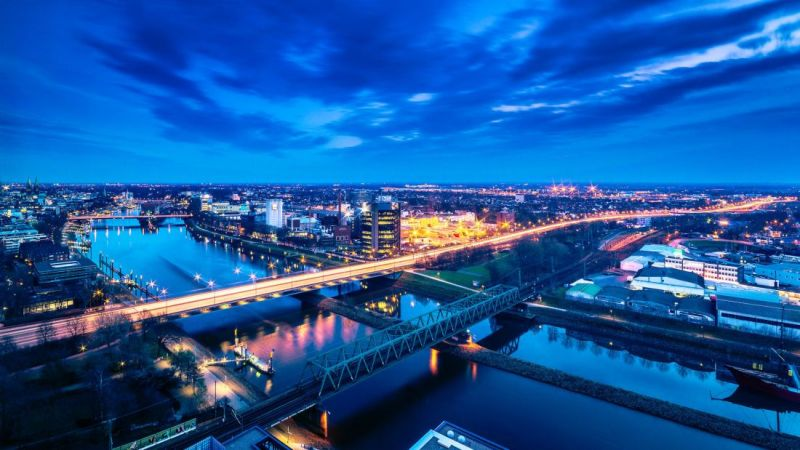 Lighting the way: Bremen is an exciting location with plenty to offer IT businesses