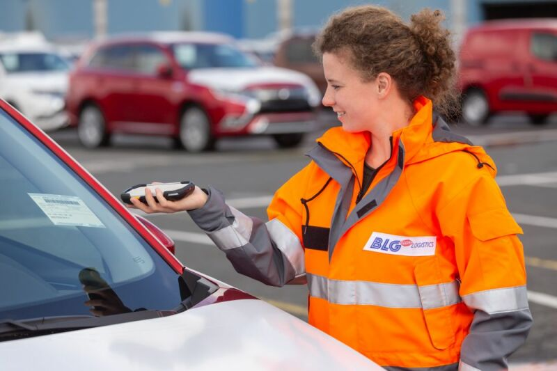 As part of the Isabella project in Bremerhaven, AI optimises car parking and manoeuvres in a port setting