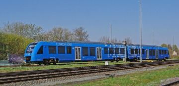 Successful trial run: hydrogen-powered trains on the Cuxhaven to Buxtehude route