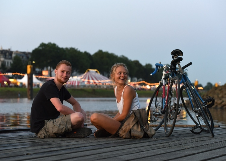 Bremen is a compact city which is ideal for exploring by bike