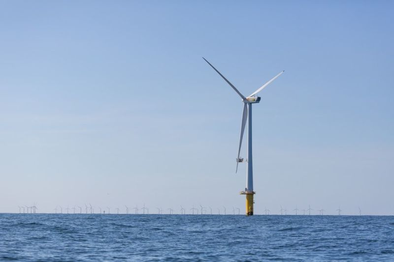 From 2030, many wind turbines out at sea will be coming to the end of their useful life and will need to be decommissioned